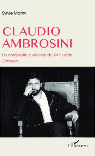 Couverture Claudio Ambrosini