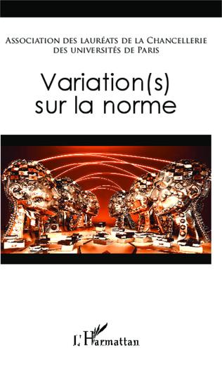 Couverture Variation(s) sur la norme