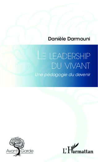 Couverture Le leadership du vivant