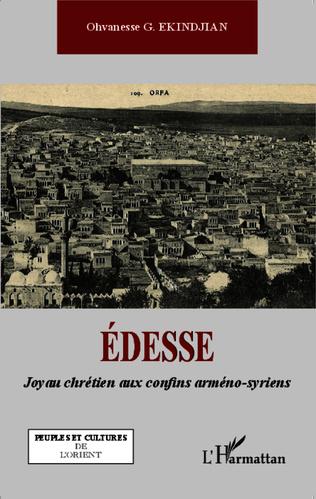Couverture Edesse