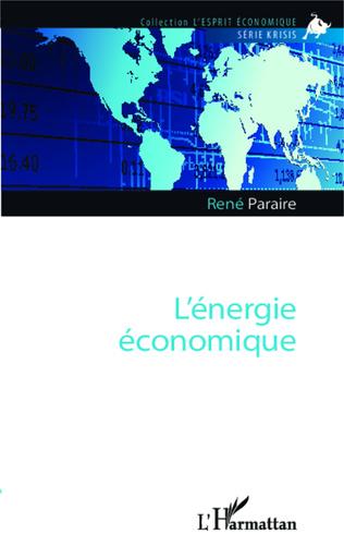 Couverture L'énergie économique