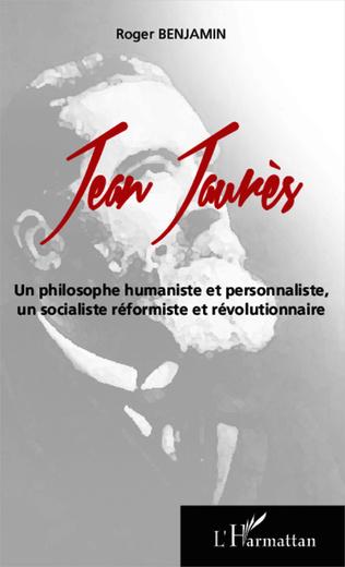Couverture Jean Jaurès