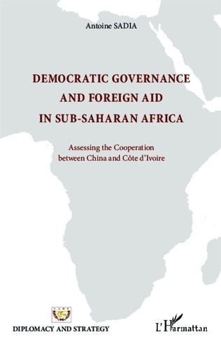 Couverture Democratic governance and foreign aid in sub-saharian africa