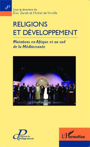 Couverture Religions et développement