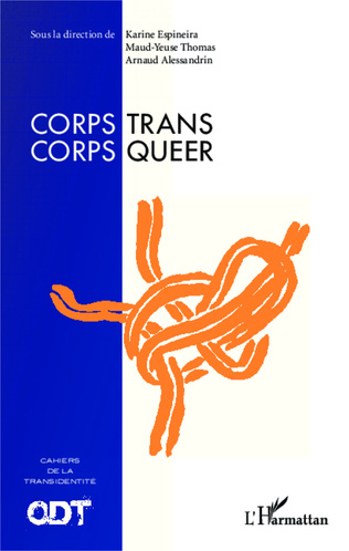 Couverture Corps Trans / Corps Queer
