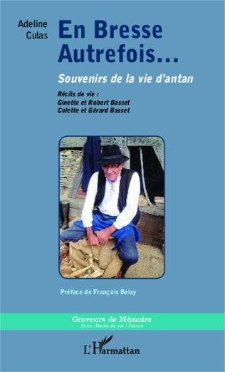 Couverture En Bresse autrefois...