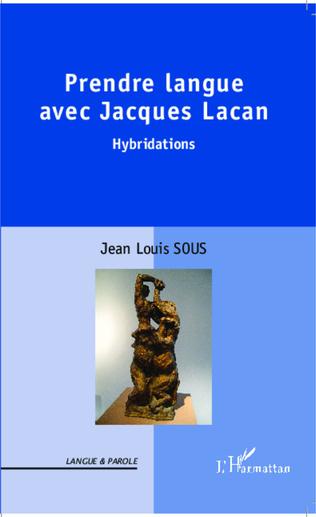 Couverture Prendre Langue avec Jacques Lacan