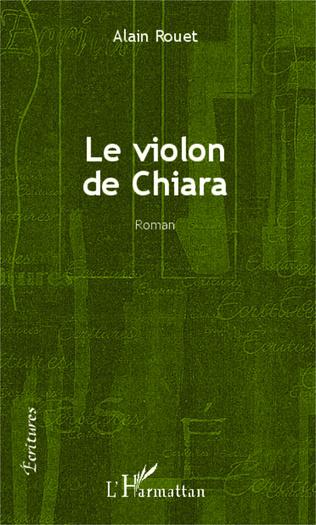 Couverture Le violon de Chiara
