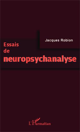 Couverture Essais de neuropsychanalyse