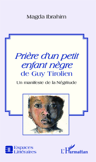 Couverture <em>Prière d'un petit enfant nègre</em> de Guy Tirolien