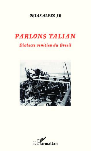 Couverture Parlons Talian