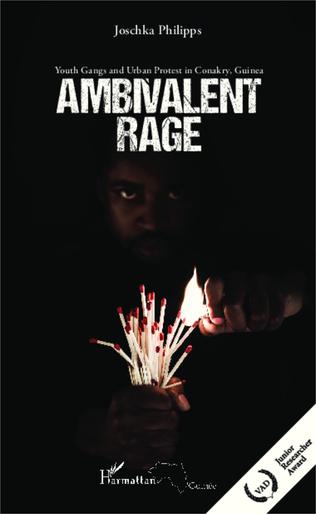 Couverture Ambivalent rage
