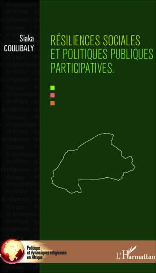 Couverture Résiliences sociales et politiques publiques participatives