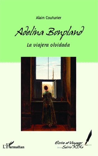Couverture Adelina Bonpland
