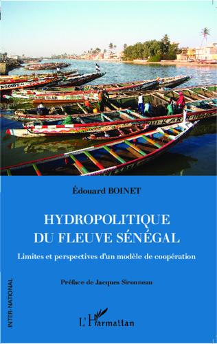 Couverture Hydropolitique du fleuve Sénégal