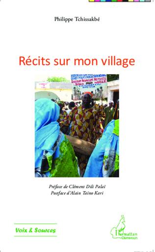 Couverture Récits sur mon village