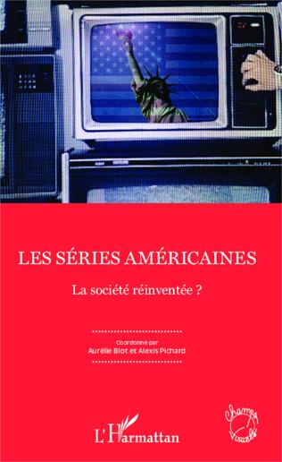 Couverture Les séries américaines