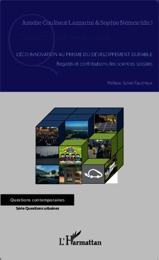 Couverture L'éco-innovation au prisme du développement durable