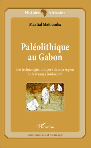 Couverture Paléolithique au Gabon