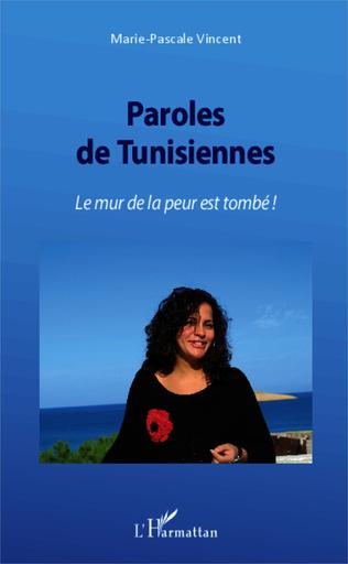 Couverture Paroles de Tunisiennes