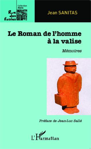 Couverture Roman de l'homme à la valise