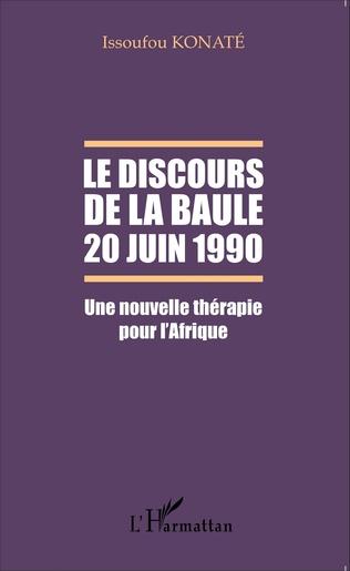 Couverture Le discours de La Baule 20 juin 1990