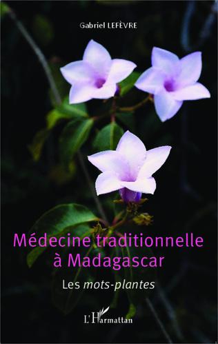 Couverture Médecine traditionnelle à Madagascar