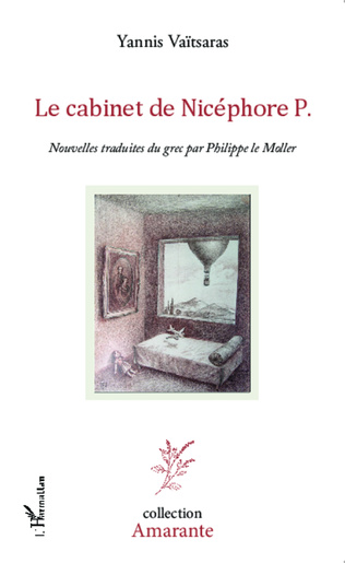 Couverture Le cabinet de Nicéphore P.