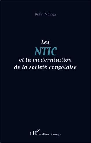 Couverture Les NTIC et la modernisation de la société congolaise