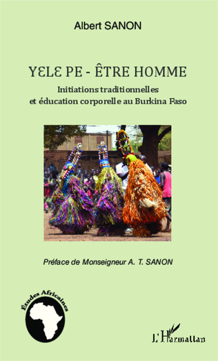 Couverture Yelepe - Etre Homme