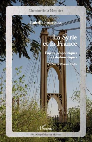 Couverture La Syrie et la France