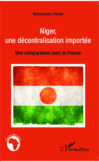 Couverture Niger, une décentralisation importée