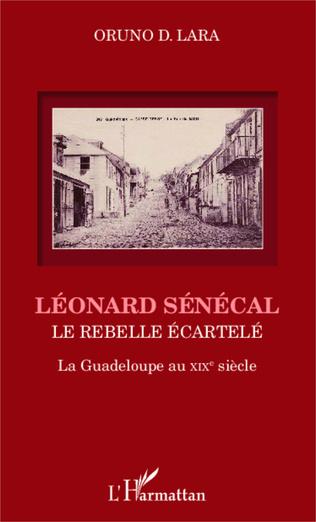 Couverture Léonard Sénécal