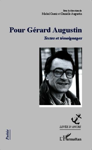 Couverture Pour Gérard Augustin