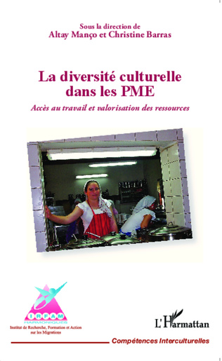 Couverture La diversité culturelle dans les PME