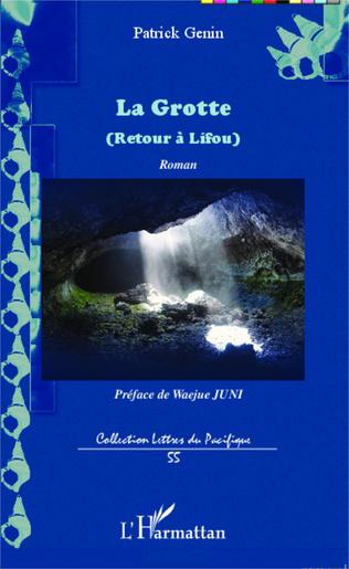 Couverture La Grotte