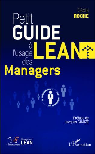 Couverture Petit guide Lean à l'usage des managers