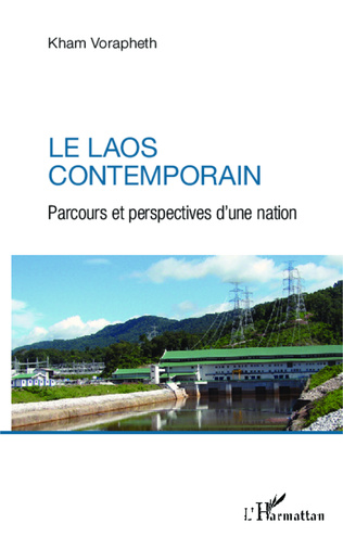 Couverture Le Laos contemporain