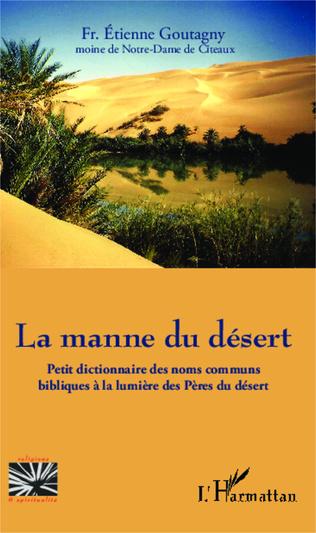 Couverture La manne du désert