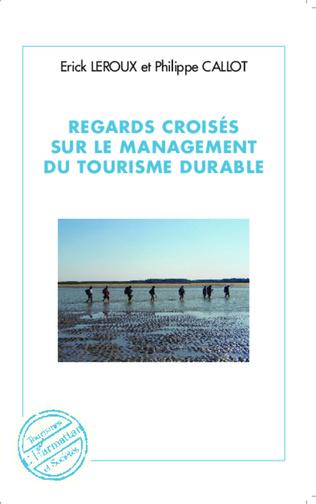 Couverture Regards croisés sur le management du tourisme durable