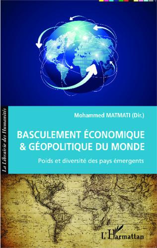 Couverture Basculement économique et géopolitique du Monde