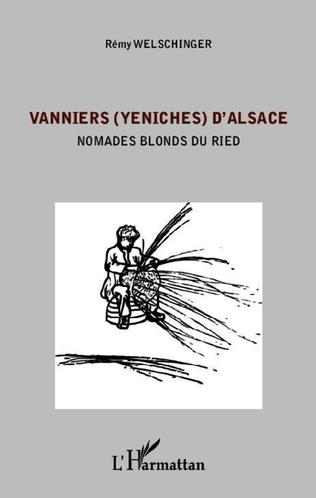 Couverture Vanniers (Yeniches) d'Alsace