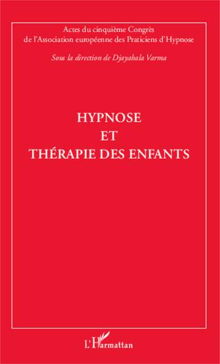 Couverture Hypnose et thérapie des enfants