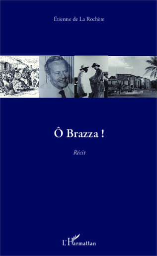 Couverture Ô Brazza !