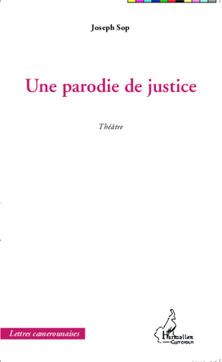 Couverture Une parodie de justice