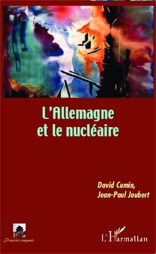 Couverture L'Allemagne et le nucléaire