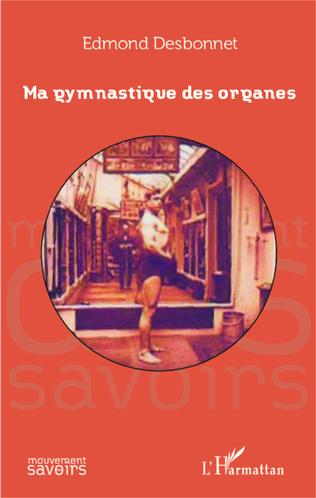 Couverture Ma gymnastique des organes