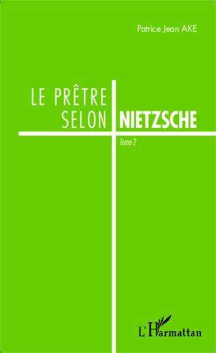 Couverture Le prêtre selon Nietzsche