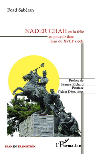 Couverture Nader Chah