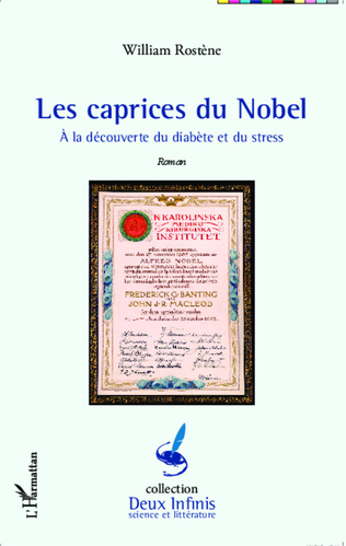 Couverture Caprices du Nobel